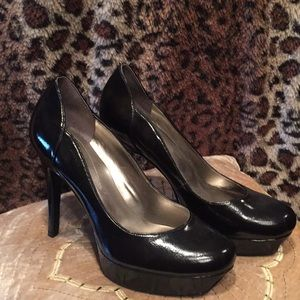 Guess, high heels, black, 7.5M